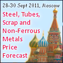 9th Price Forecats for Ferrous & Non-Ferrous Metals conference