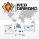 WebDiamond.net - Web design & development, web hosting, CMS & SEO solutions, graphic design and corporate identity